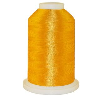 Orange Mist # 1250 Iris Polyester Embroidery Thread - 1100 Yds