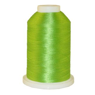 Easy Green # 1263 Iris Polyester Embroidery Thread - 1100 Yds