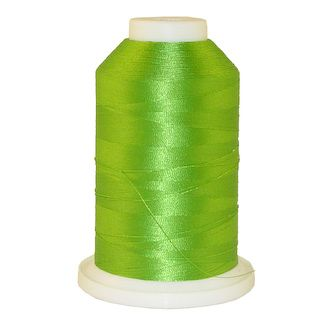Erin Green # 1264 Iris Polyester Embroidery Thread - 1100 Yds