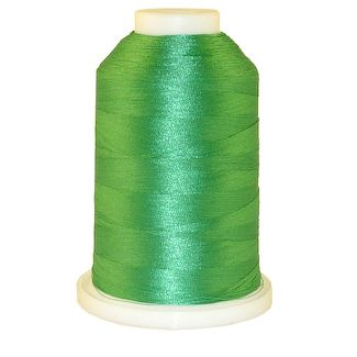 Aqua Mint # 1266 Iris Polyester Embroidery Thread - 1100 Yds