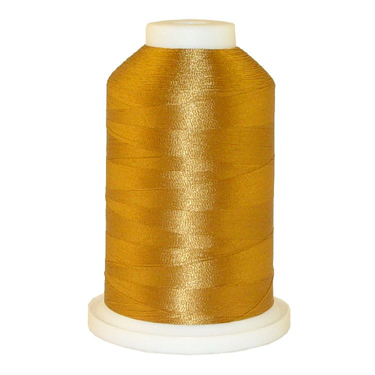 Golden Pond # 1274 Iris Trilobal Polyester Machine Embroidery & Quilting Thread - 5500 Yds