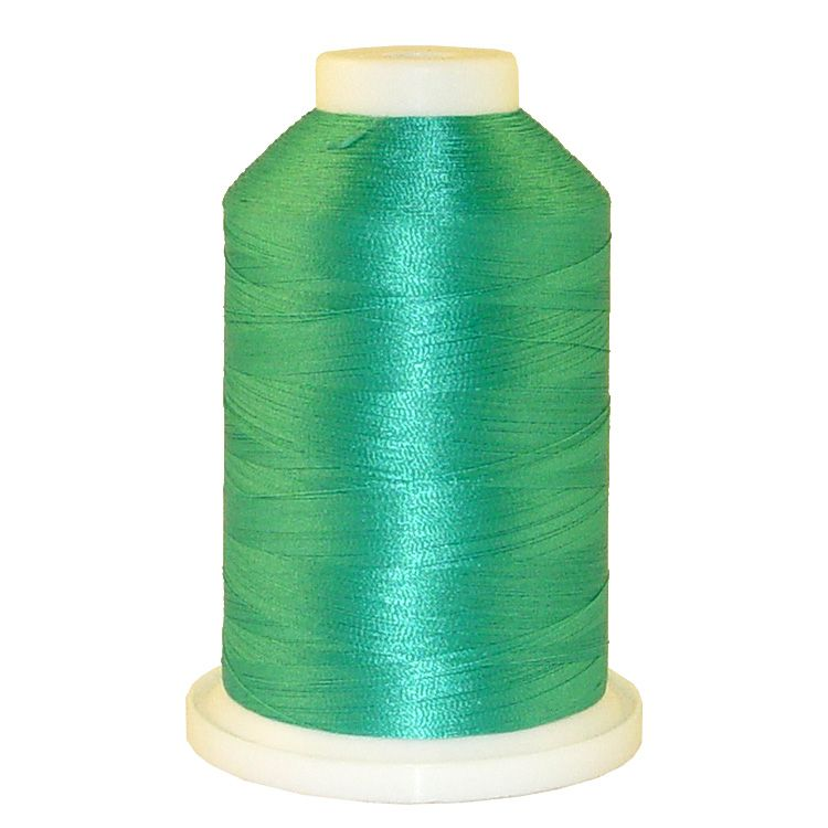 Special Topaz # 1282 Iris Trilobal Polyester Machine Embroidery & Quilting Thread - 5500 Yds