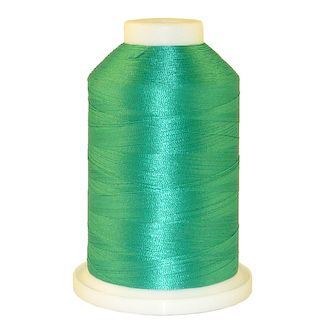Special Topaz # 1282 Iris Polyester Embroidery Thread - 1100 Yds