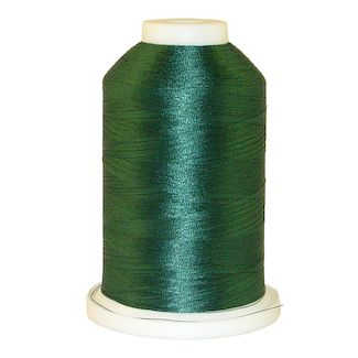 Special Blue # 1283 Iris Polyester Embroidery Thread - 1100 Yds