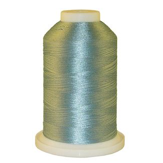 Sky Blue # 1286 Iris Polyester Embroidery Thread - 1100 Yds