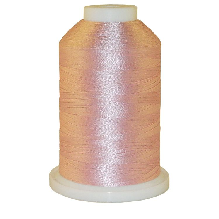 Off Pink # 1290 Iris Trilobal Polyester Machine Embroidery & Quilting Thread - 5500 Yds