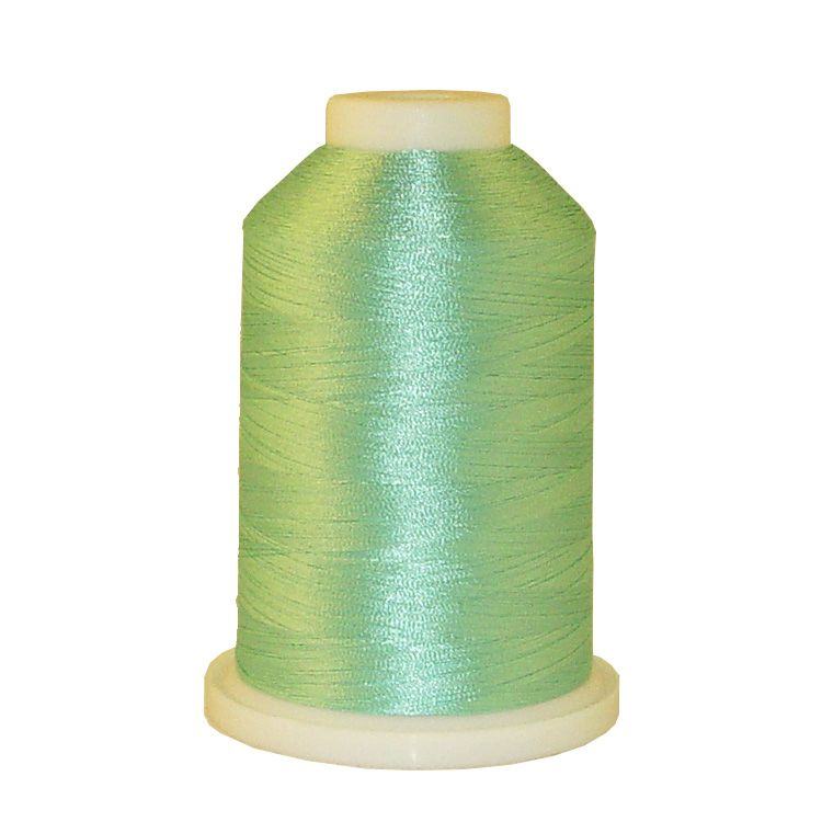 Mint Julep # 1293 Iris Trilobal Polyester Machine Embroidery & Quilting Thread - 5500 Yds_THUMBNAIL