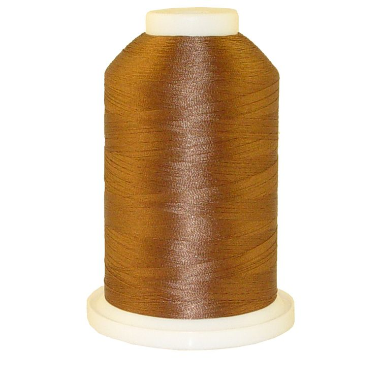 Sandstone # 1297 Iris Trilobal Polyester Machine Embroidery & Quilting Thread - 5500 Yds