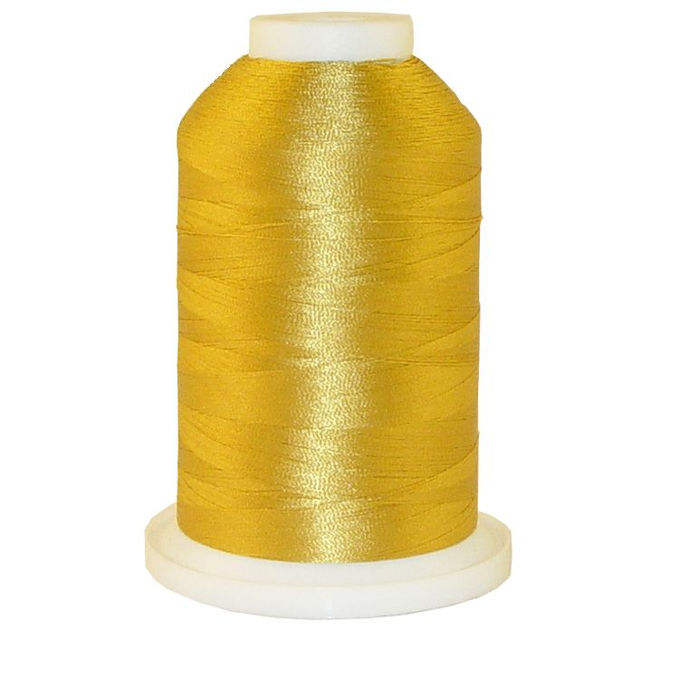 Golden Basket # 1300 Iris Trilobal Polyester Machine Embroidery & Quilting Thread - 5500 Yds