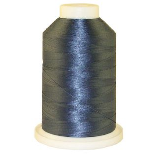 Lt. Ash # 1302 Iris Polyester Embroidery Thread - 1100 Yds