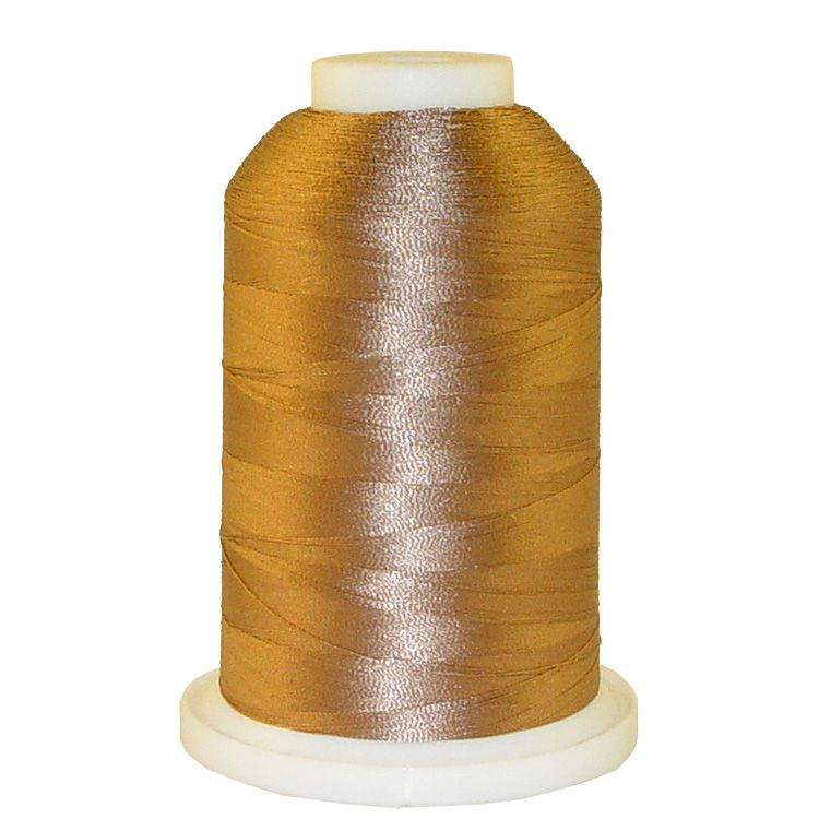 Med. Taupe # 1304 Iris Trilobal Polyester Machine Embroidery & Quilting Thread - 5500 Yds