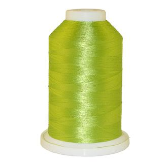 Grass Green Yellow # 1318 Iris Polyester Embroidery Thread - 1100 Yds