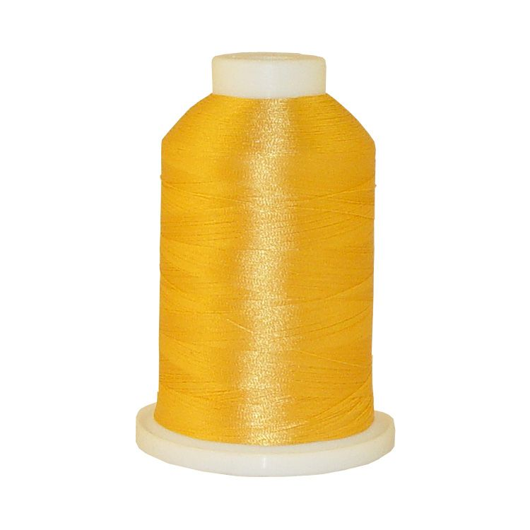 Gold Star # 1320 Iris Trilobal Polyester Machine Embroidery & Quilting Thread - 5500 Yds
