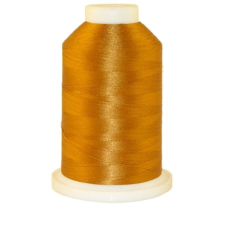Gold Silk # 1324 Iris Trilobal Polyester Machine Embroidery & Quilting Thread - 5500 Yds