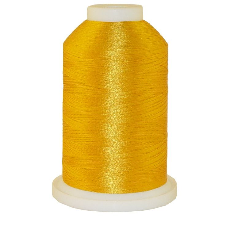 Pollen # 1332 Iris Trilobal Polyester Machine Embroidery & Quilting Thread - 5500 Yds