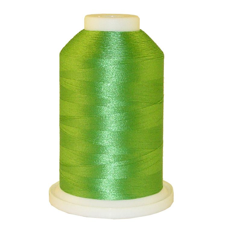 Nile Green # 1336 Iris Trilobal Polyester Machine Embroidery & Quilting Thread - 5500 Yds