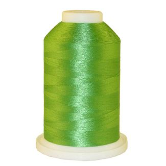Nile Green # 1336 Iris Polyester Embroidery Thread - 1100 Yds
