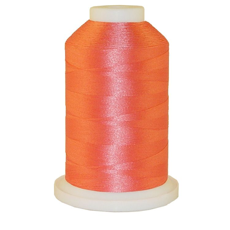 Cherub Rose # 1348 Iris Trilobal Polyester Machine Embroidery & Quilting Thread - 5500 Yds
