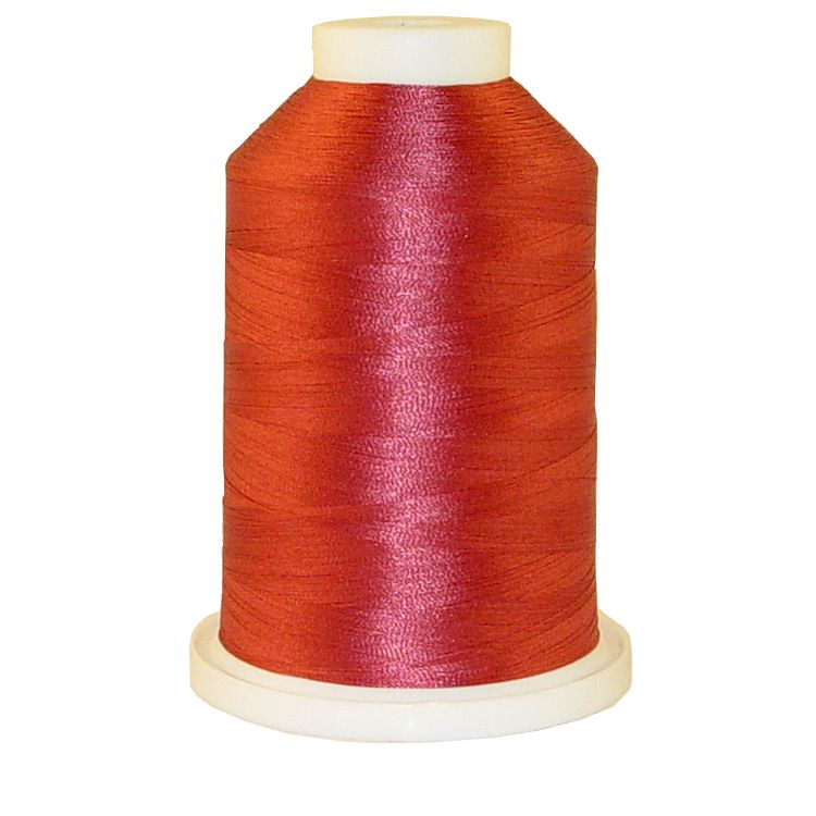 Pink Magic # 1350 Iris Trilobal Polyester Machine Embroidery & Quilting Thread - 5500 Yds