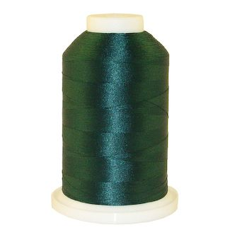 Royal Green # 1354 Iris Polyester Embroidery Thread - 1100 Yds