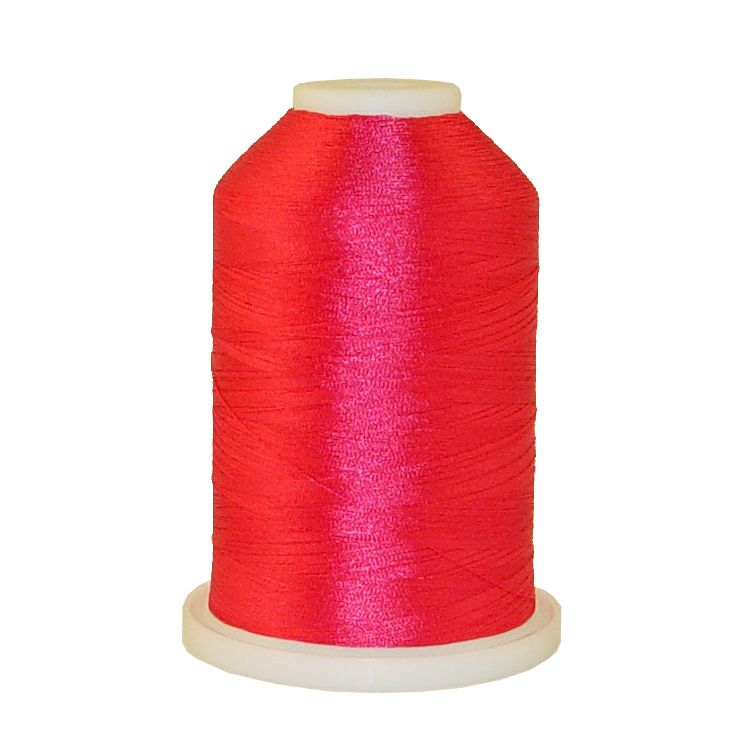 Wild Cherry # 1362 Iris Trilobal Polyester Machine Embroidery & Quilting Thread - 5500 Yds