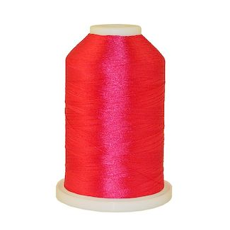 Wild Cherry # 1362 Iris Polyester Embroidery Thread - 1100 Yds
