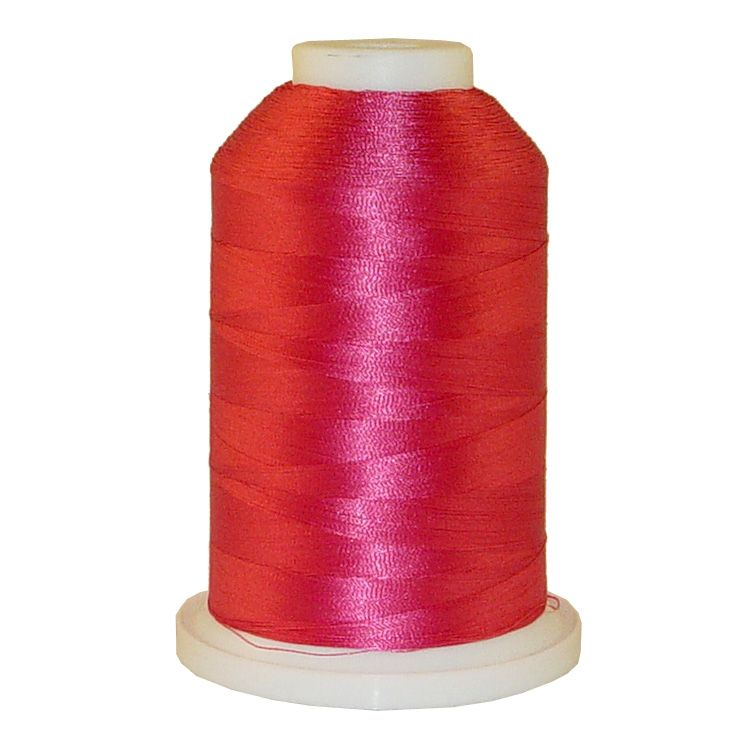 Horizon Pink # 1368 Iris Trilobal Polyester Machine Embroidery & Quilting Thread - 5500 Yds