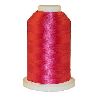 Horizon Pink # 1368 Iris Polyester Embroidery Thread - 1100 Yds