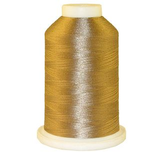 Grey Tan # 1374 Iris Polyester Embroidery Thread - 1100 Yds