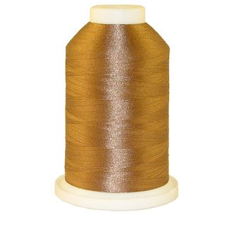 Brown Crystal # 1376 Iris Polyester Embroidery Thread - 1100 Yds