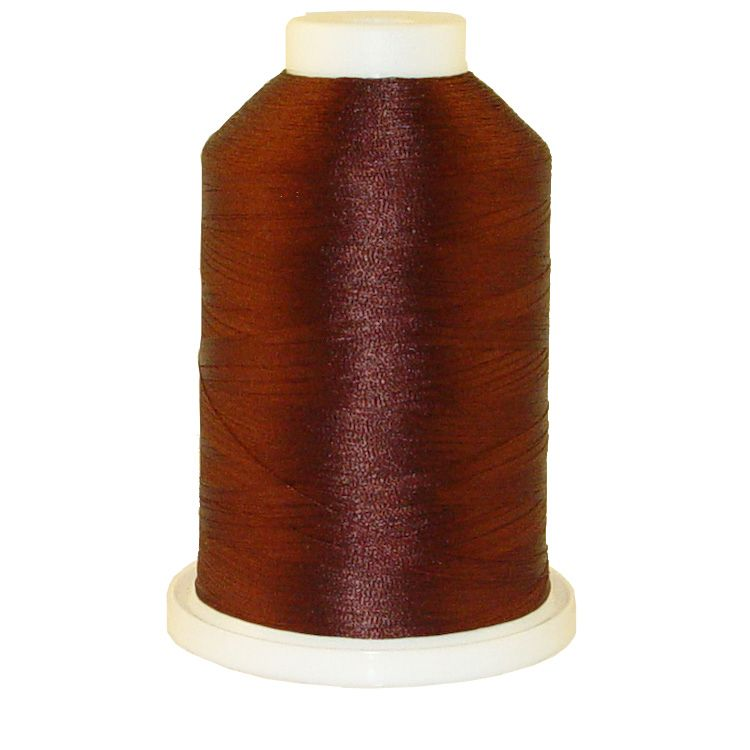 Brownstone # 1380 Iris Trilobal Polyester Machine Embroidery & Quilting Thread - 5500 Yds