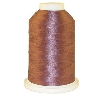 Lt. Mauve # 1384 Iris Polyester Embroidery Thread - 1100 Yds