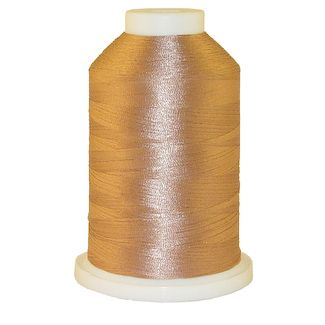 Hi Taupe # 1390 Iris Polyester Embroidery Thread - 1100 Yds