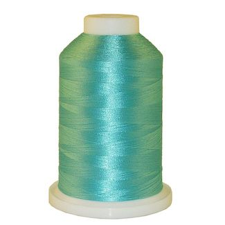 Navajo Teal # 1398 Iris Polyester Embroidery Thread - 1100 Yds
