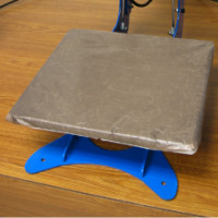 14 by 16 Teflon Bottom Table Wrap with Elastic Corners MAIN