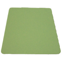 Geo Knight 16 by 20 Green Heat Conductive Rubber Pad