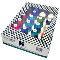 Best 24 Iris UltraBrite Polyester Mini King Cone Kit