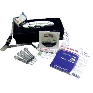Sublijet Quick Connect Kit CISS Fits Workforce 30 & 1100