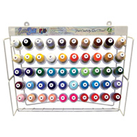Best 50 UltraBrite Polyester With Display Rack MAIN