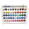 Best 50 UltraBrite Polyester With Display Rack