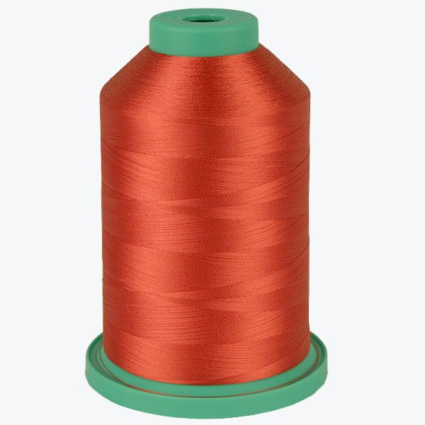 Cool Aid Red # 3514 Rayon Machine Embroidery Thread 5500 Yard King Cone