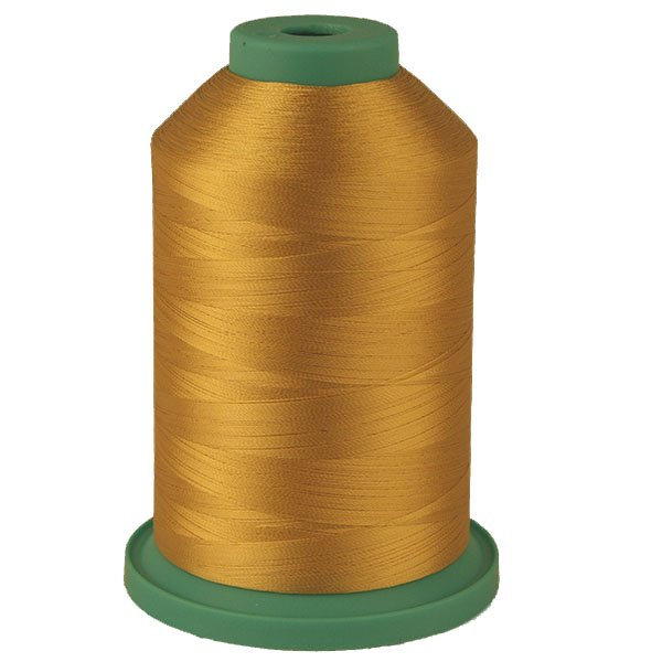 Gold Bar # 3531 Rayon Machine Embroidery Thread 5500 Yard King Cone MAIN
