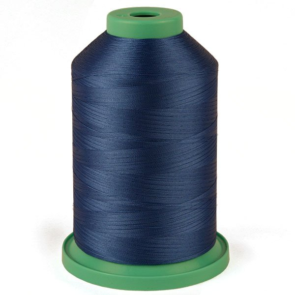Honor Blue # 3542 Rayon Machine Embroidery Thread 5500 Yard King Cone_MAIN