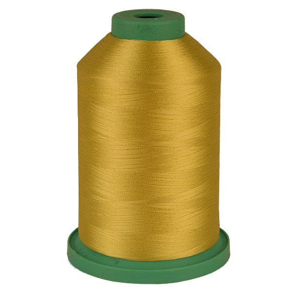 Lemon # 3577 Rayon Machine Embroidery Thread 5500 Yard King Cone MAIN