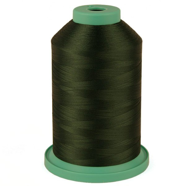 Team Green # 3579 Rayon Machine Embroidery Thread 5500 Yard King Cone
