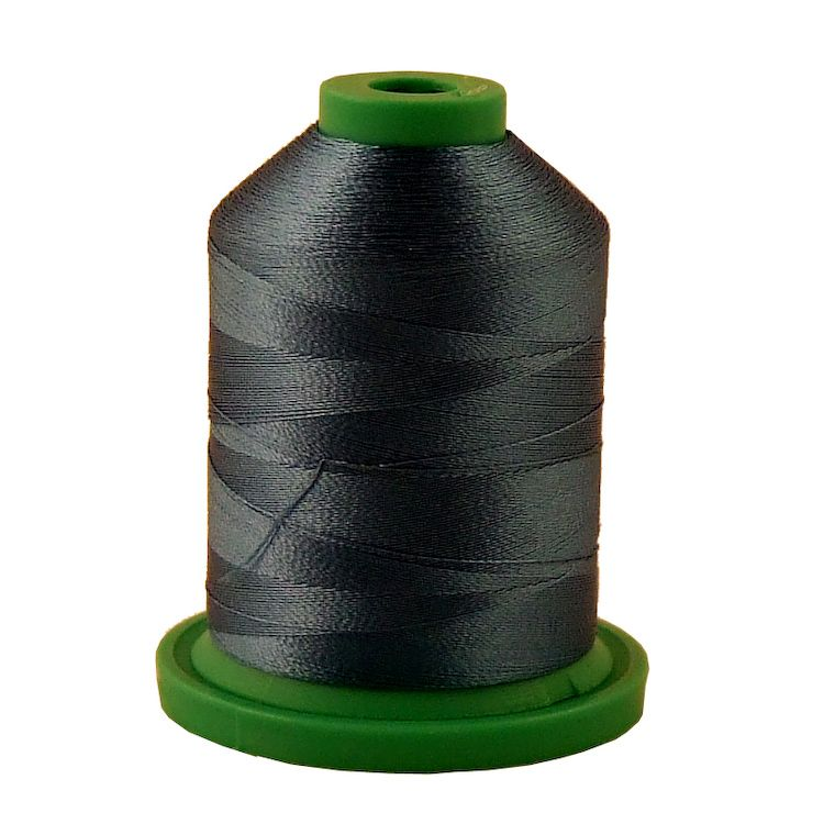 Country Blue # 3589 Rayon Machine Embroidery Thread 5500 Yard King Cone_THUMBNAIL