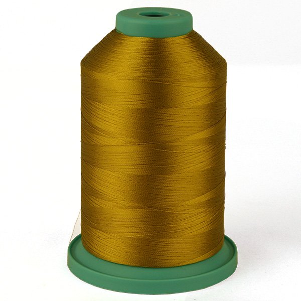 Ginger Spice # 3601 Rayon Machine Embroidery Thread 5500 Yard King Cone THUMBNAIL