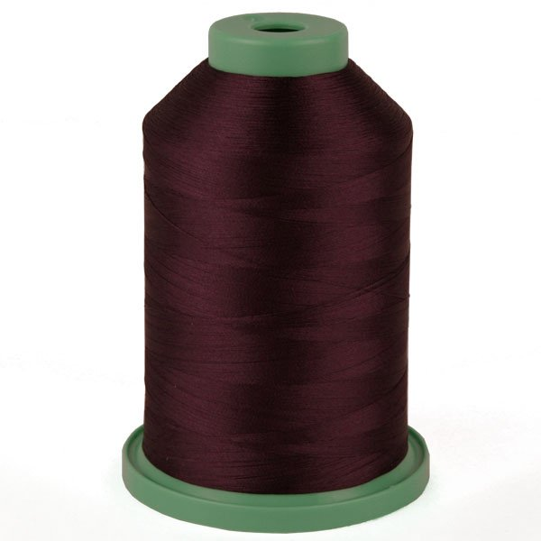 Maroon Night # 3716 Rayon Machine Embroidery Thread 5500 Yard King Cone_THUMBNAIL