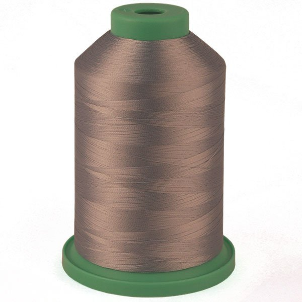 Blue Steel # 3723 Rayon Machine Embroidery Thread 5500 Yard King Cone_THUMBNAIL