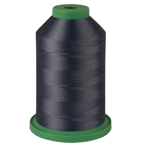 Lofty Blue # 3728 Rayon Machine Embroidery Thread 5500 Yard King Cone_MAIN